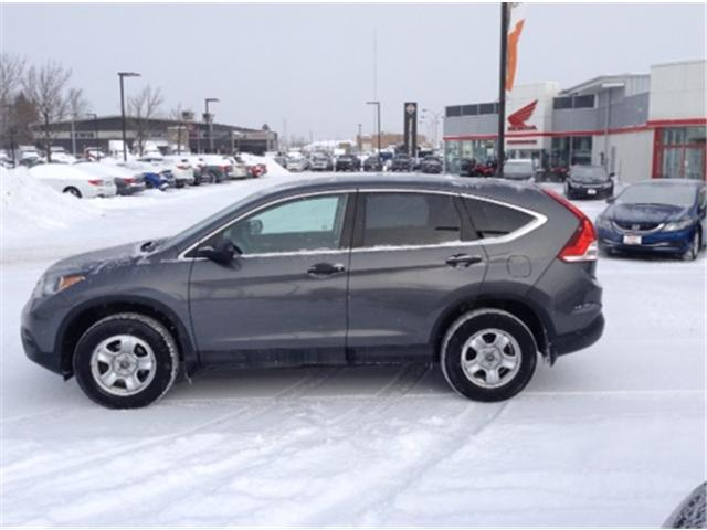 2014 Honda CR-V LX (Stk: U14878) in Barrie - Image 2 of 15