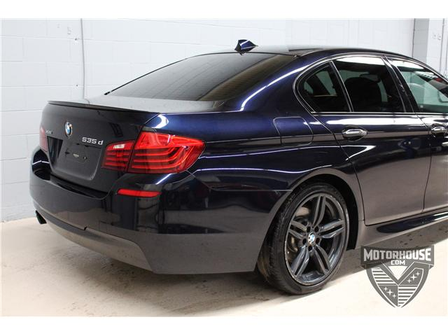 2014 BMW 535d xDrive (Stk: 1641) in Carleton Place - Image 13 of 32
