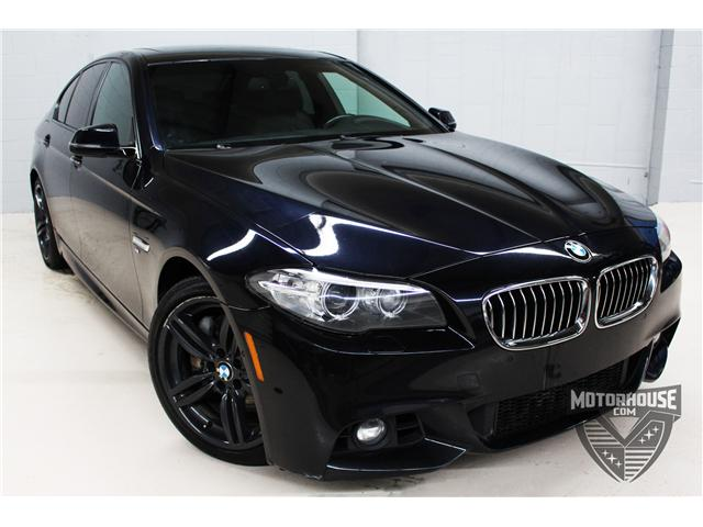 2014 BMW 535d xDrive (Stk: 1641) in Carleton Place - Image 1 of 32