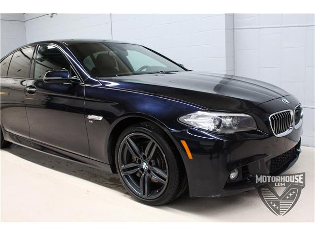 2014 BMW 535d xDrive (Stk: 1641) in Carleton Place - Image 11 of 32