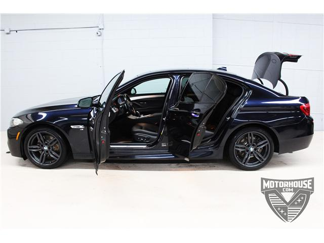 2014 BMW 535d xDrive (Stk: 1641) in Carleton Place - Image 17 of 32