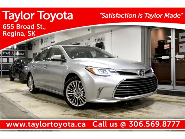 2018 Toyota Avalon Limited (Stk: 181011) in Regina - Image 1 of 27