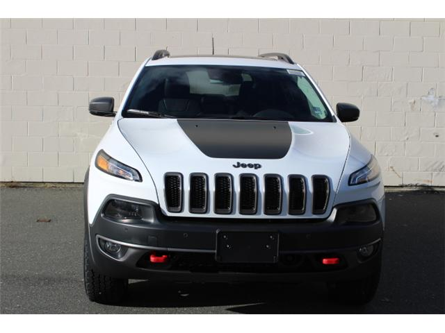 2018 Jeep Cherokee Trailhawk (Stk: D593215) in Courtenay - Image 2 of 30
