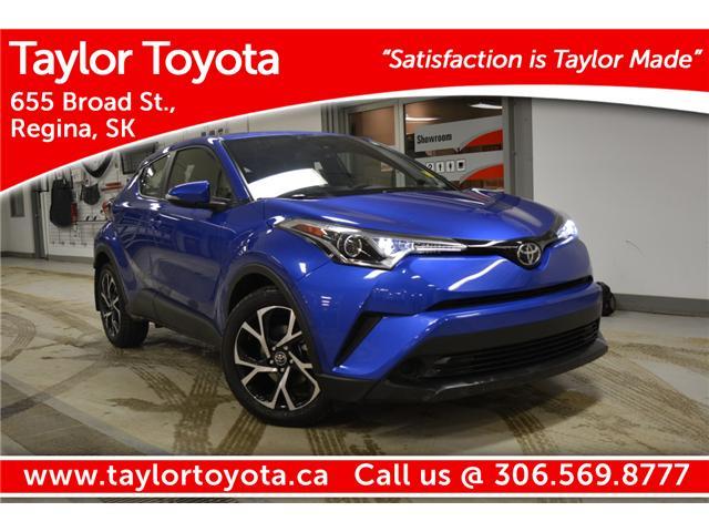 2018 Toyota C-HR XLE (Stk: 183121) in Regina - Image 1 of 27