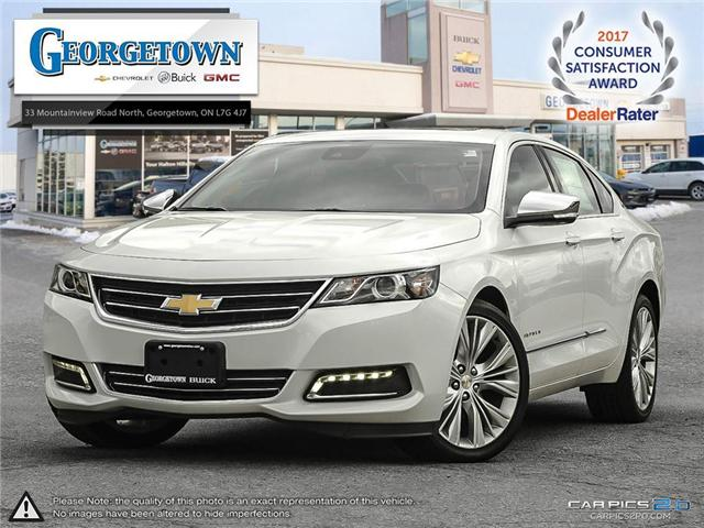 2017 Chevrolet Impala 2LZ (Stk: 23135) in Georgetown - Image 1 of 25
