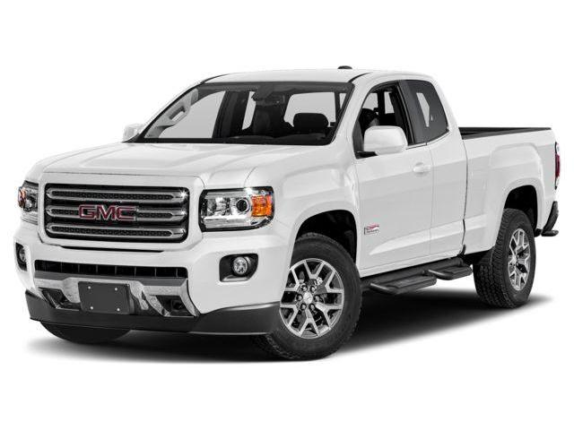 2018 GMC Canyon SLE (Stk: G8K077) in Mississauga - Image 1 of 9