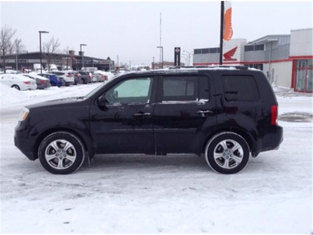 2013 Honda Pilot EX-L (Stk: U13319) in Barrie - Image 2 of 16