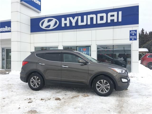2014 Hyundai Santa Fe Sport 2.4 Base (Stk: 18074-2) in Pembroke - Image 1 of 1