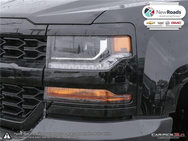 2018 Chevrolet Silverado 1500  (Stk: Z236351) in Newmarket - Image 11 of 30