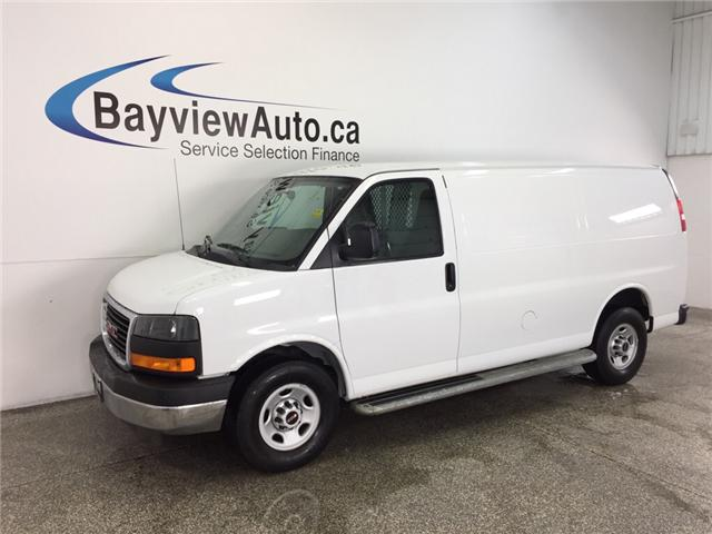 2016 GMC SAVANA 2500 - 4.8L|STEP BARS|A/C|CRUISE|LOW KM'S! (Stk: 32087) in Belleville - Image 1 of 24