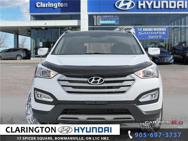 2016 Hyundai Santa Fe Sport  (Stk: U667) in Clarington - Image 2 of 27