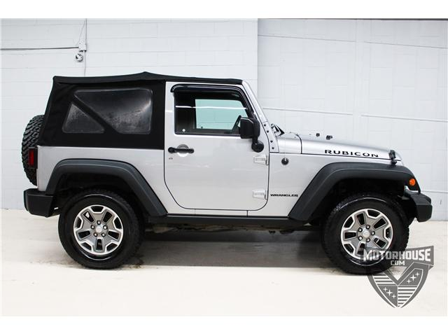 2014 Jeep Wrangler Rubicon (Stk: 1646) in Carleton Place - Image 7 of 21