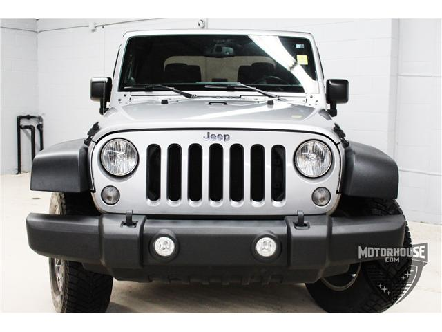 2014 Jeep Wrangler Rubicon (Stk: 1646) in Carleton Place - Image 2 of 21