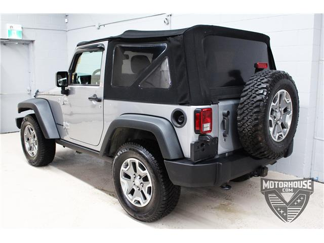2014 Jeep Wrangler Rubicon (Stk: 1646) in Carleton Place - Image 5 of 21