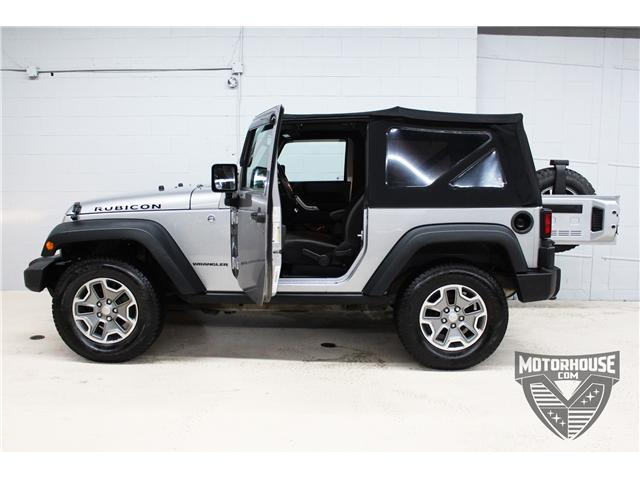 2014 Jeep Wrangler Rubicon (Stk: 1646) in Carleton Place - Image 9 of 21
