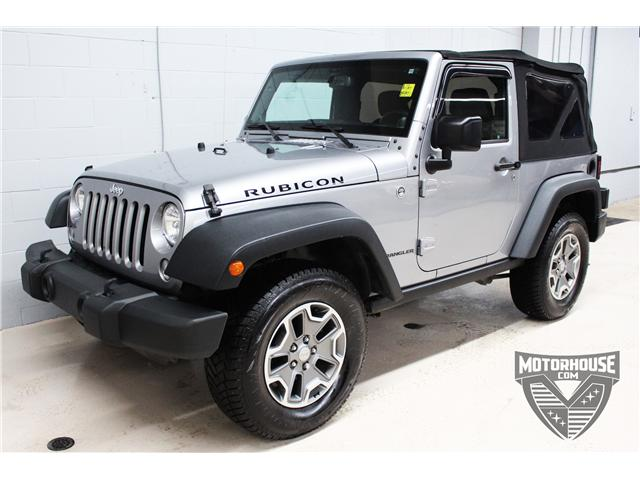 2014 Jeep Wrangler Rubicon (Stk: 1646) in Carleton Place - Image 3 of 21