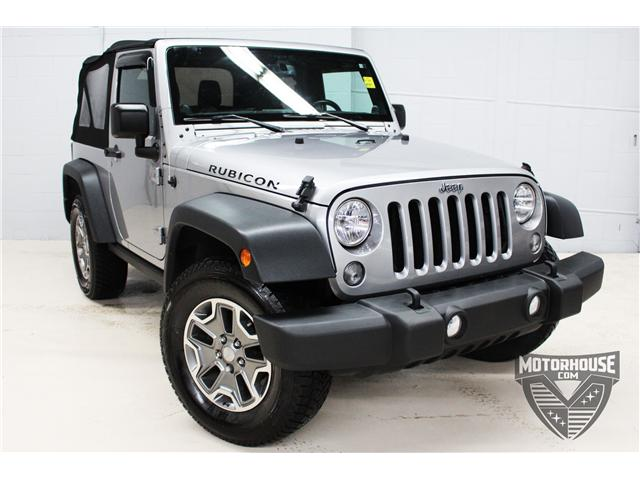 2014 Jeep Wrangler Rubicon (Stk: 1646) in Carleton Place - Image 1 of 21