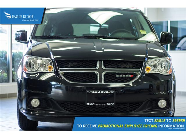 2016 Dodge Grand Caravan Crew (Stk: 168761) in Coquitlam - Image 2 of 25