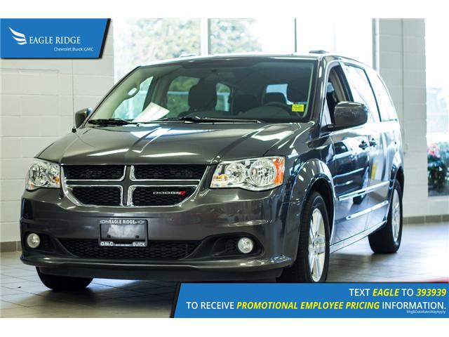 2016 Dodge Grand Caravan Crew (Stk: 168794) in Coquitlam - Image 1 of 25