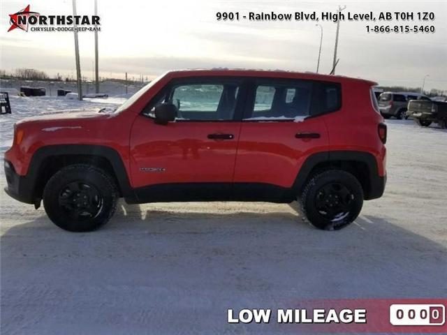 2015 Jeep Renegade Sport (Stk: QT307A) in  - Image 1 of 15