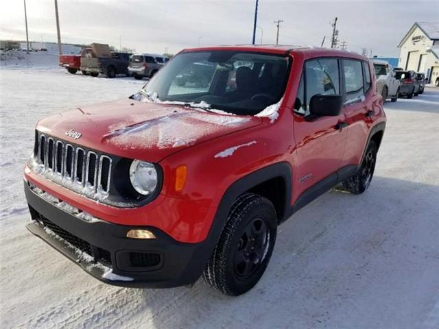 2015 Jeep Renegade Sport (Stk: QT307A) in  - Image 2 of 15