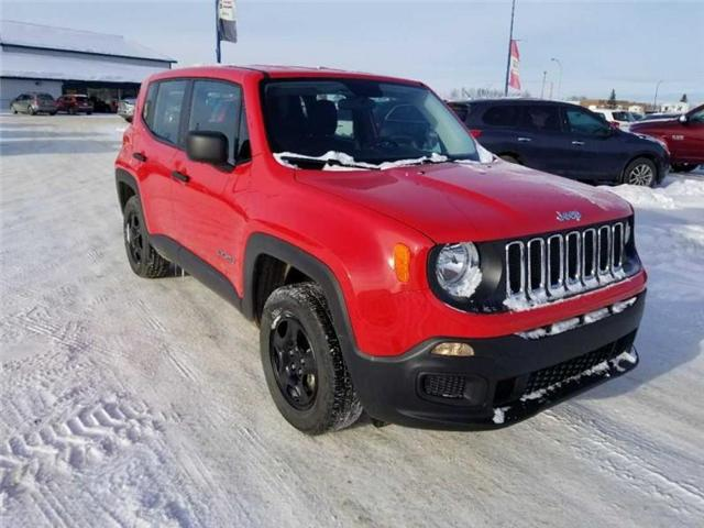 2015 Jeep Renegade Sport (Stk: QT307A) in  - Image 4 of 15