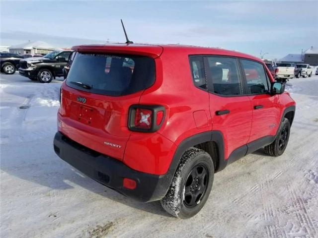 2015 Jeep Renegade Sport (Stk: QT307A) in  - Image 6 of 15