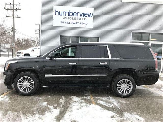 2016 Cadillac Escalade ESV Base (Stk: 1GYS4G) in Etobicoke - Image 1 of 13