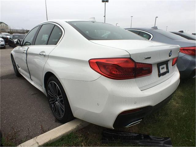 2018 BMW 530 i xDrive (Stk: 52110) in Ajax - Image 2 of 5