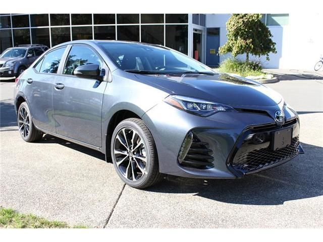 2018 Toyota Corolla SE (Stk: 11442) in Courtenay - Image 1 of 20