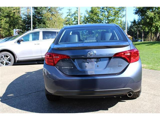 2018 Toyota Corolla SE (Stk: 11442) in Courtenay - Image 4 of 20