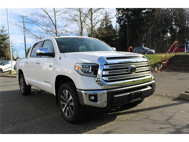 2018 Toyota Tundra Limited (Stk: 11642) in Courtenay - Image 1 of 30