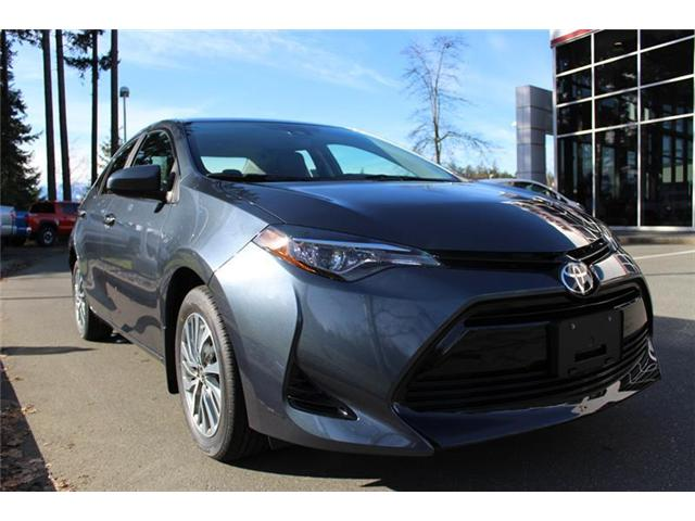 2018 Toyota Corolla LE (Stk: 11640) in Courtenay - Image 1 of 30
