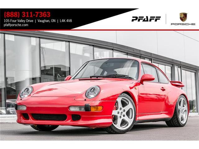 1997 Porsche 911 Turbo Coupe (Stk: U6130) in Vaughan - Image 1 of 22