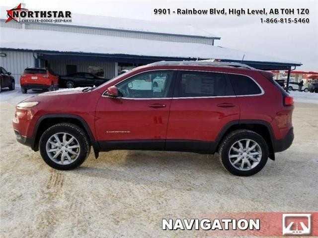 2017 Jeep Cherokee Limited (Stk: RU004) in  - Image 1 of 14