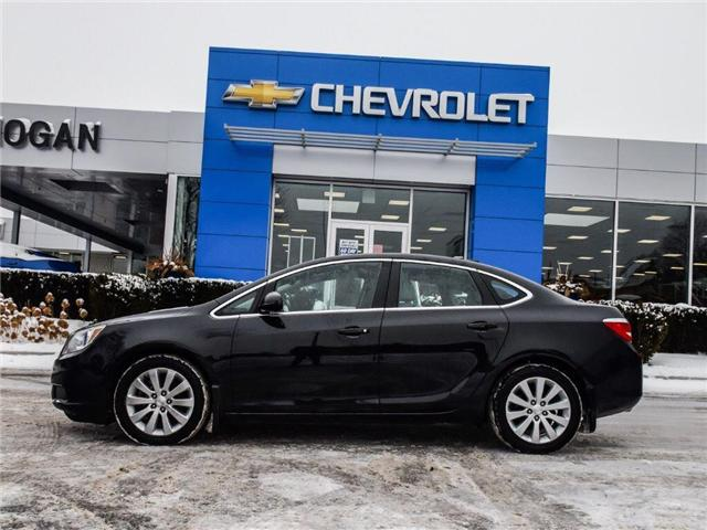 2015 Buick Verano Base (Stk: WN190687) in Scarborough - Image 2 of 24