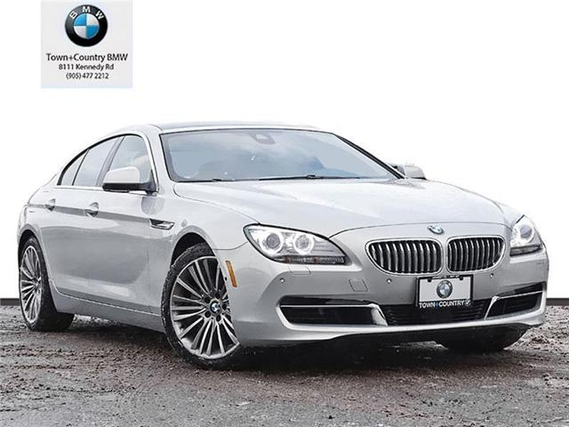 2015 BMW 650 Gran Coupe  (Stk: O10772) in Markham - Image 1 of 19