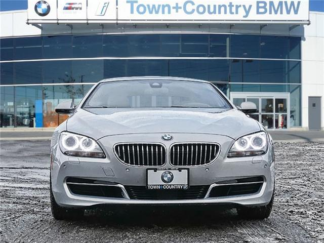 2015 BMW 650 Gran Coupe  (Stk: O10772) in Markham - Image 2 of 19