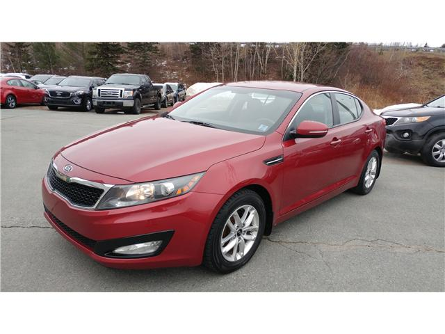 2012 Kia Optima LX (Stk: U0235) in New Minas - Image 1 of 17