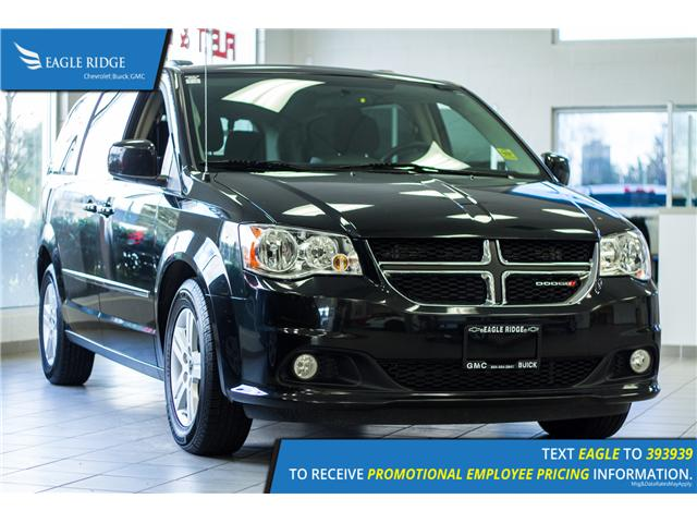 2016 Dodge Grand Caravan Crew (Stk: 168552) in Coquitlam - Image 1 of 20