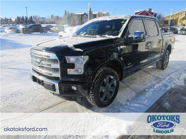2016 Ford F-150 Platinum (Stk: JK-132A) in Okotoks - Image 1 of 22