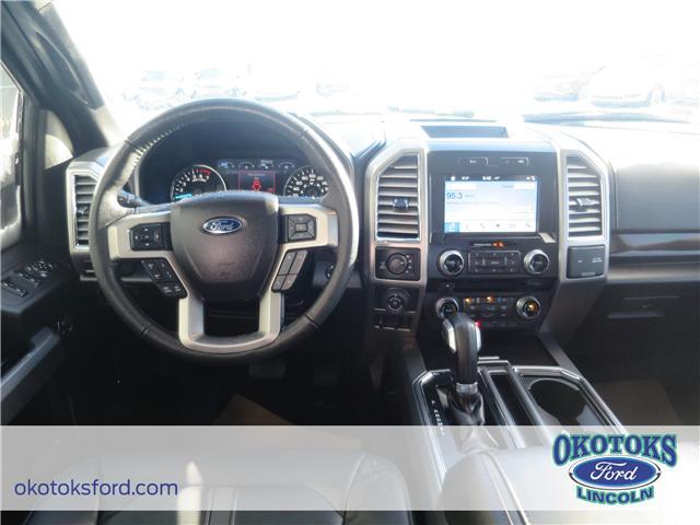 2016 Ford F-150 Platinum (Stk: JK-132A) in Okotoks - Image 8 of 22