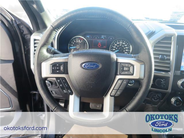 2016 Ford F-150 Platinum (Stk: JK-132A) in Okotoks - Image 16 of 22