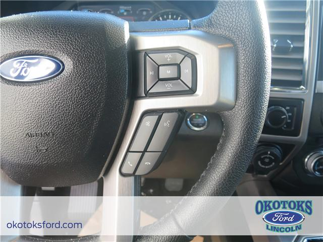 2016 Ford F-150 Platinum (Stk: JK-132A) in Okotoks - Image 17 of 22