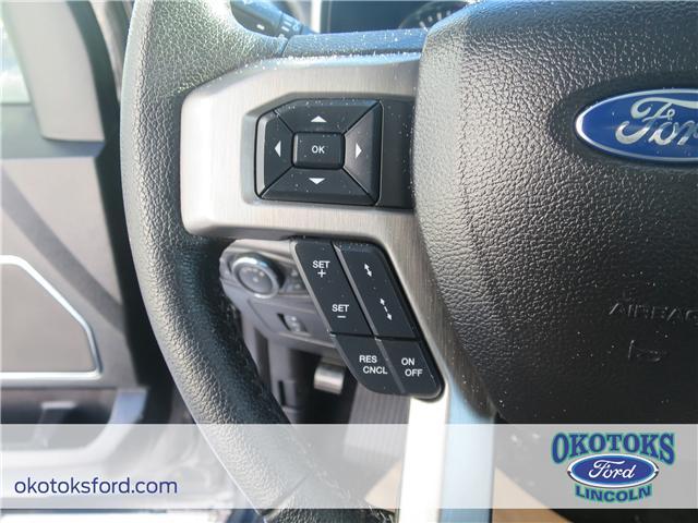 2016 Ford F-150 Platinum (Stk: JK-132A) in Okotoks - Image 18 of 22