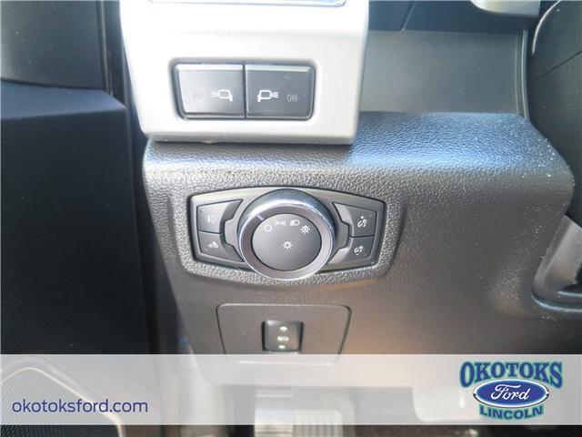 2016 Ford F-150 Platinum (Stk: JK-132A) in Okotoks - Image 20 of 22