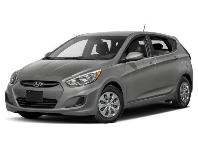 2017 Hyundai Accent L (Stk: 17814) in Ajax - Image 1 of 9