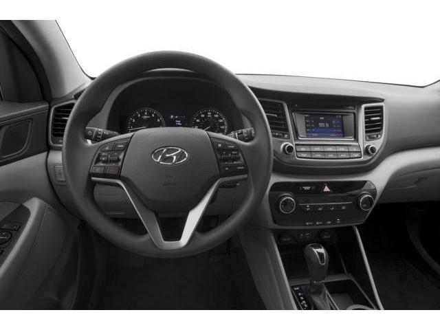 2017 Hyundai Tucson Luxury (Stk: 17996) in Ajax - Image 4 of 9