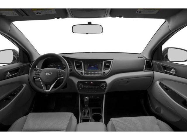 2017 Hyundai Tucson Luxury (Stk: 17996) in Ajax - Image 5 of 9