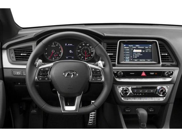 2018 Hyundai Sonata 2.0T Sport (Stk: 18173) in Ajax - Image 4 of 9